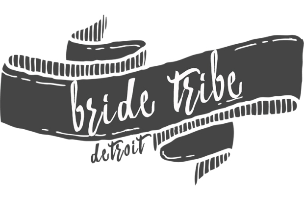 DIY Iron On Bride Tribe Detroit Graphic