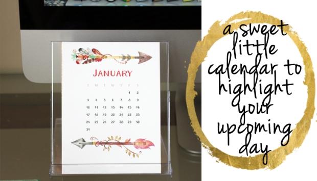 Bridal Party Calendar