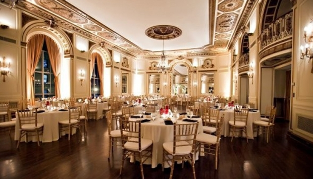 Colony Club Detroit Weddings