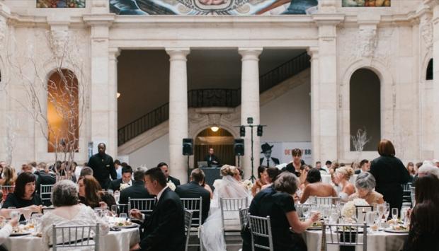 DIA Detroit Institute of Arts Wedding Venue