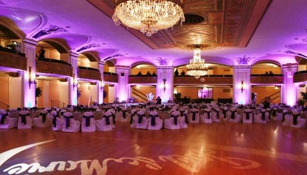 Masonic Temple Detroit Wedding