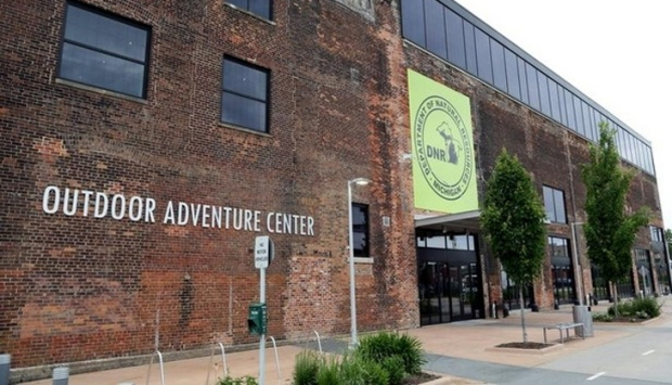 Outdoor Adventure Center Detroit Wedding Venue