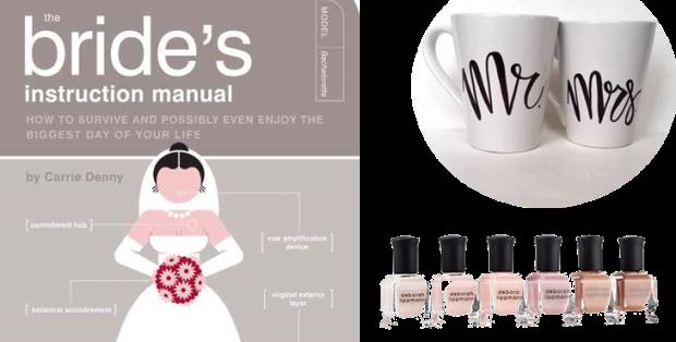 Engagement gifts for Detroit brides