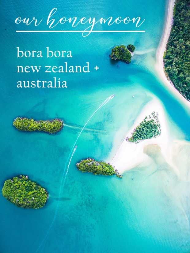 honeymoon bora bora new zealand